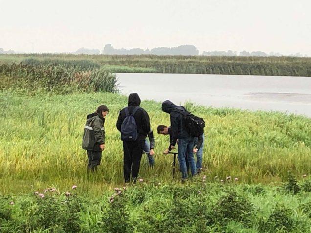 Bouwkundestudenten ROC Friese Poort doen inspiratie op in Koudum