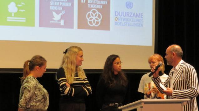 Kappersbranche verkent duurzame mogelijkheden tijdens symposium ROC Friese Poort