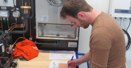 Leraren-in-opleiding spreken over hybride onderwijs bij Centrum Duurzaam van ROC Friese Poort