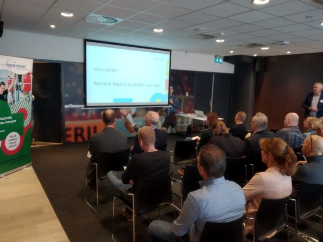 Masterclass ROC Friese Poort op internationale techniekconferentie Eindhoven