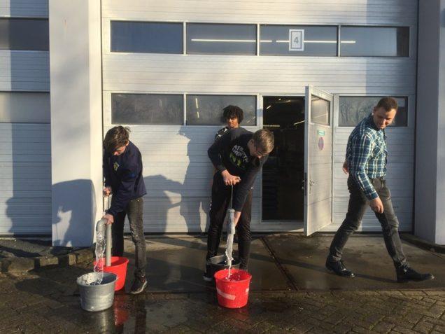 Vmbo-leerlingen beleven praktische ervaringsdag bij ROC Friese Poort