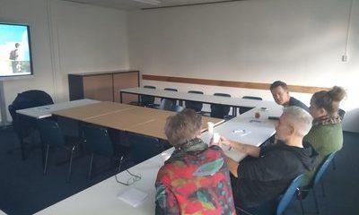 Docenten Volwassenonderwijs Zorg en Welzijn doen inspiratie op over levensecht onderwijs
