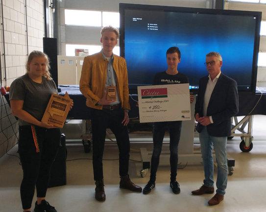 Studenten ROC Friese Poort winnen duurzame Hibertad Challenge 2020