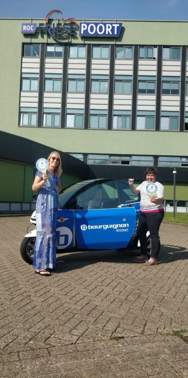 Centrum Duurzaam van ROC Friese Poort steunt Fossielvrij Weekend