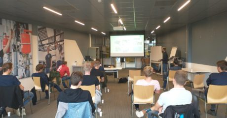 Workshop 3D-printen voor studenten Middenkader engineering