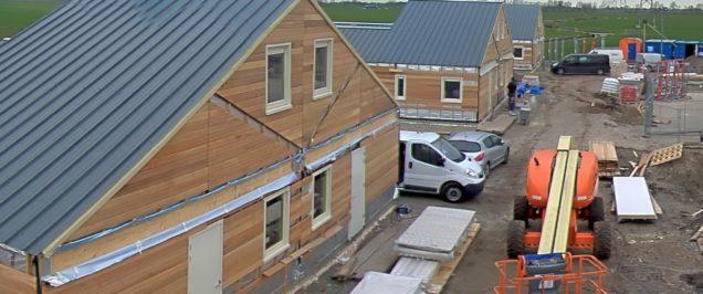 Bouwplaatsinrichting geeft voordelen in uitvoering van bouwproject