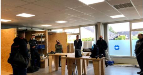 Project Takomst yn Tûke Technyk start met vierde groep deelnemers