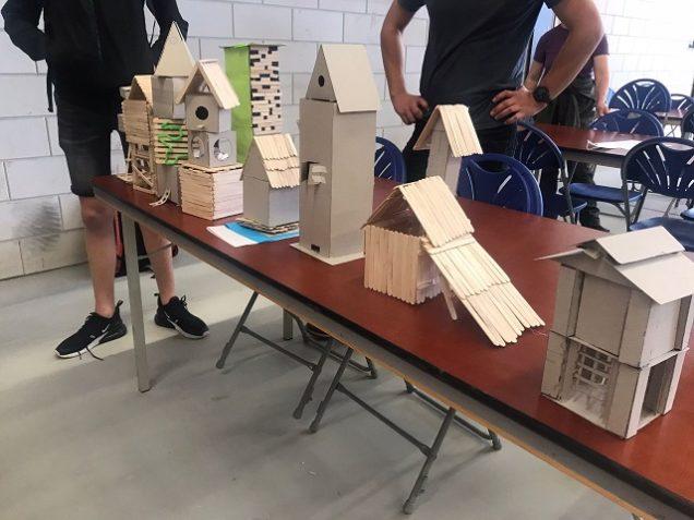 Challenge daagt bouwstudenten uit om een faunatoren te ontwerpen